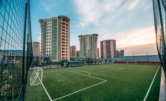 2. Хүүхдийн насны онцлогт тохирсон спорт комплекс талбайтай