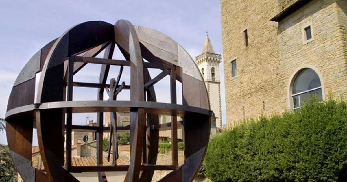 Da Vinci тосгон, музей
