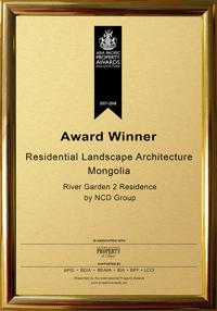 Landscape Residential Development International Property Award NCD Group River Garden.png