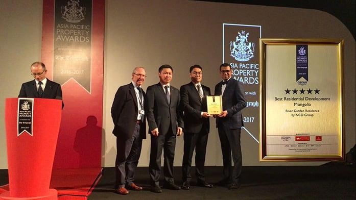 River garden International Property Awards