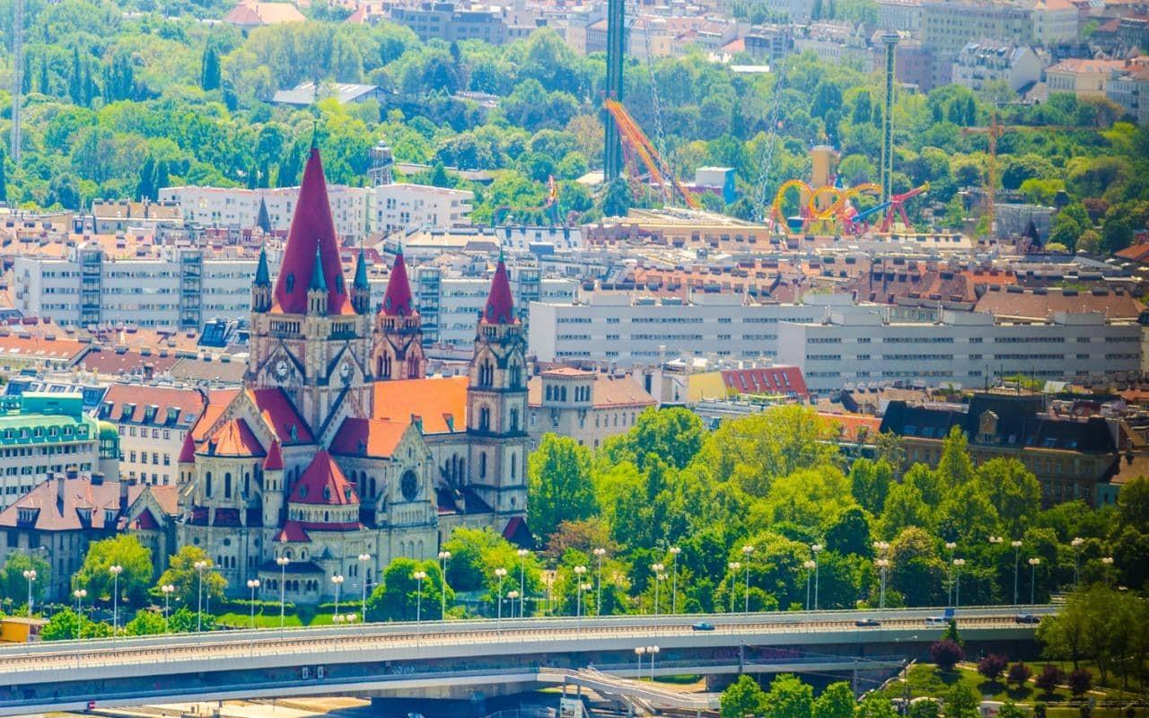 Вена, Австри улс