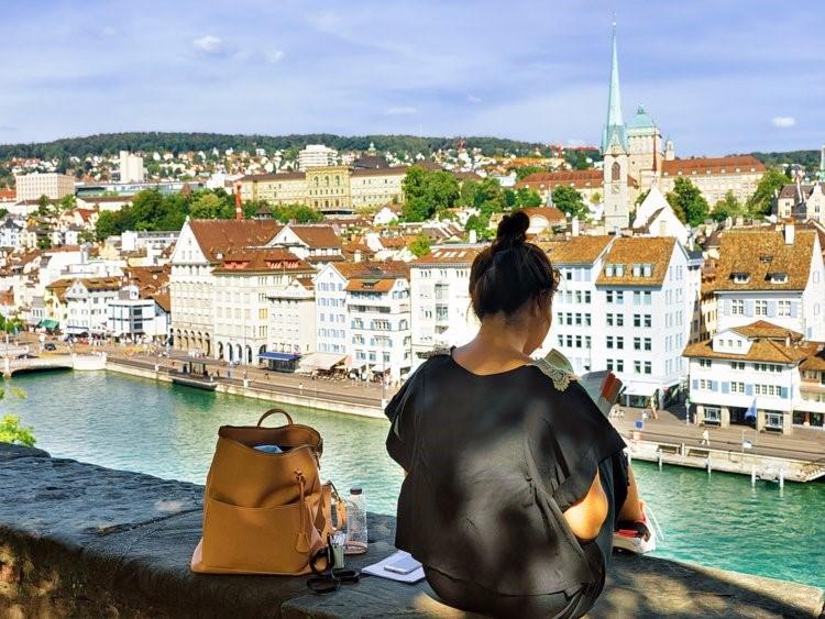Швейцарын Цюрих хот