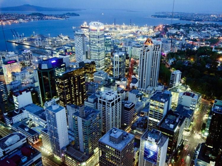 Оукланд, Шинэ Зеланд