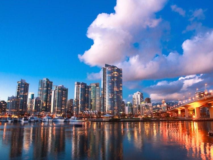 Ванкувер, Канад улс