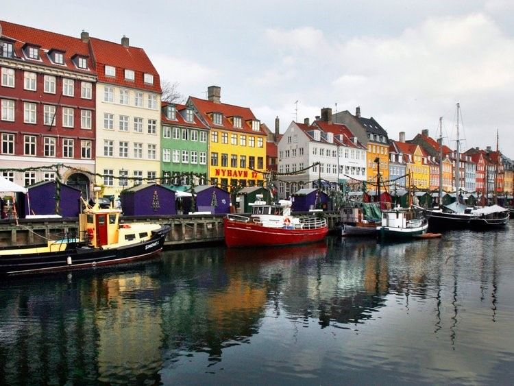 Копенгаген, Дани улс