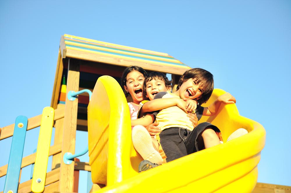 Хүүхдийн тоглох аюулгүй орчин