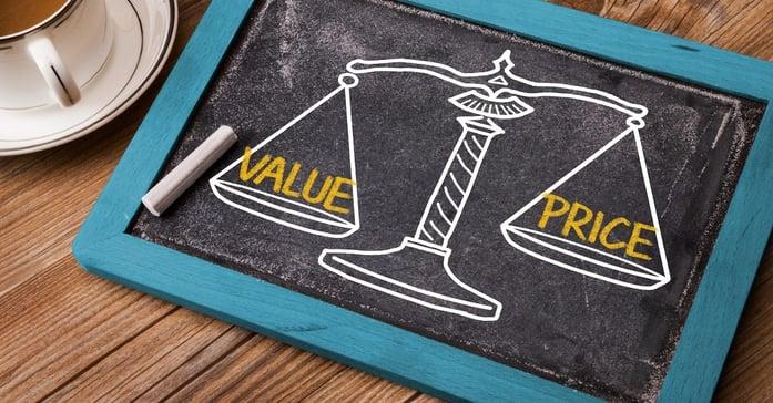 Үнэ ба үнэ цэнийн ялгаа амьдрал ба бизнест