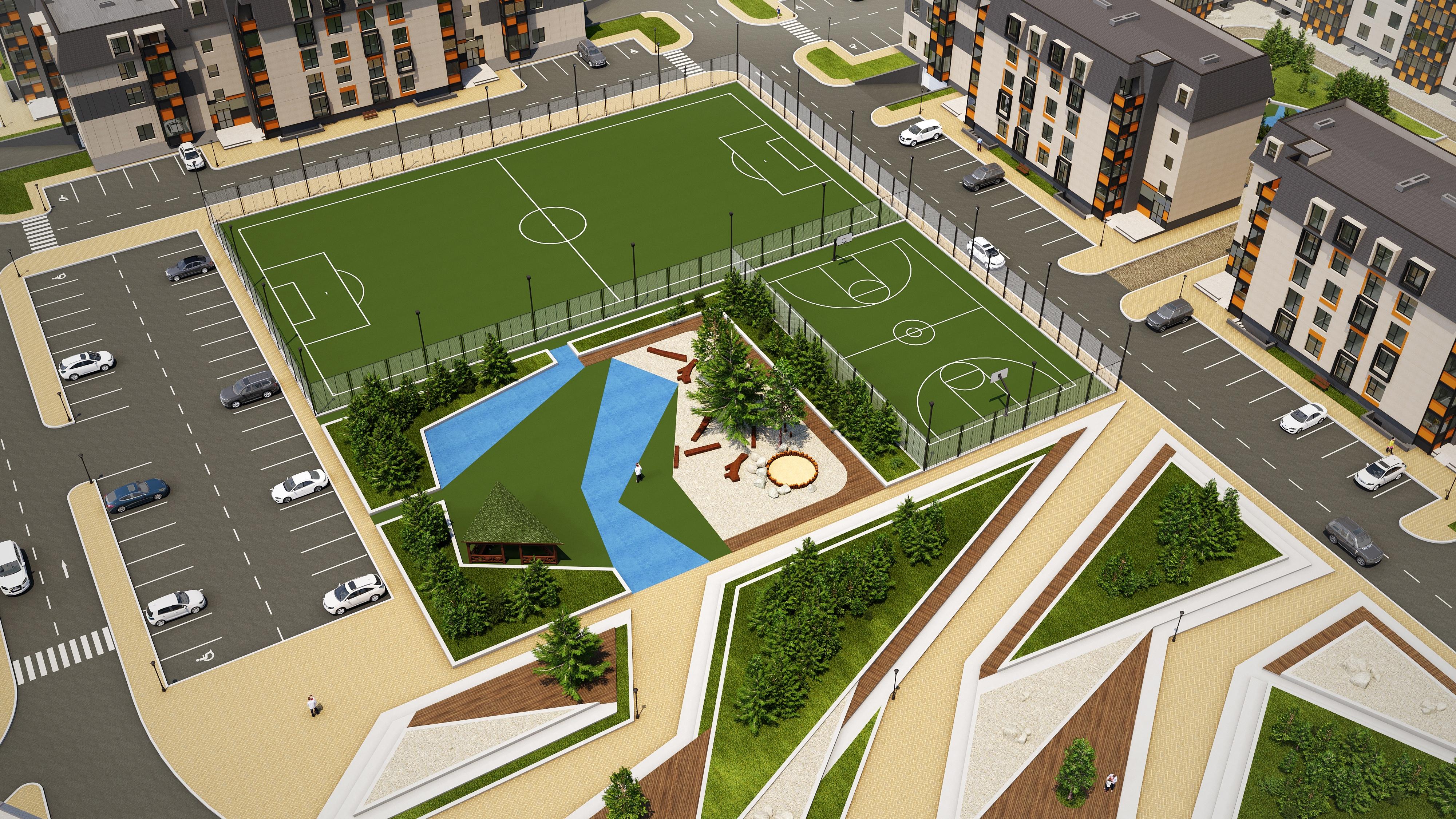 Garden City төлөвлөлт