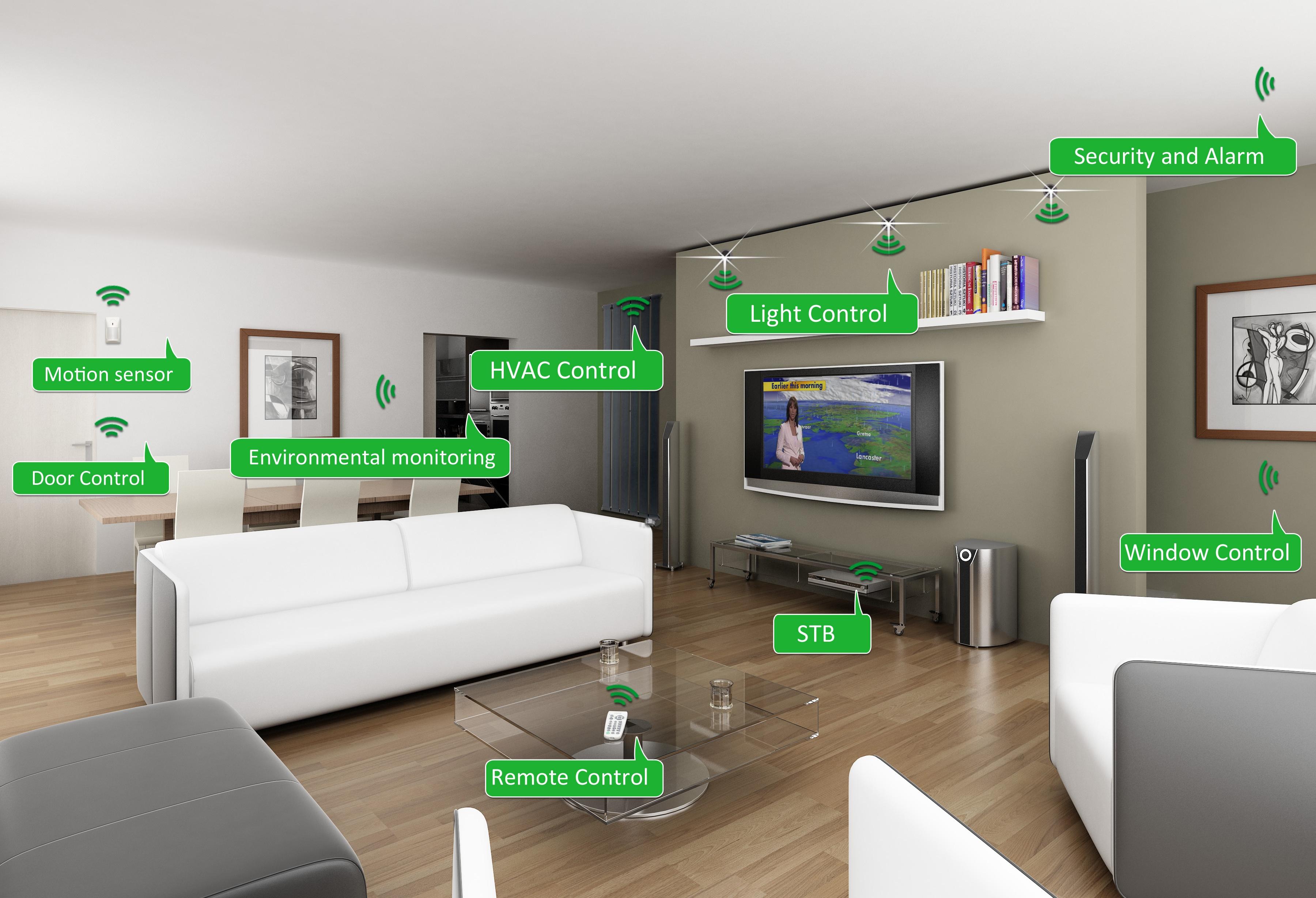 Rivergarden хотхон орчны камерын хяналтын системтэй холбогдсон нь оршин суугчдын аюулгүй байдлыг хангахад тустай технологийн томоохон дэвшил юм. Үүнээс гадна гэрийн автомат системийг Rivergrden хотхоны бүхий л орон сууцнуудад суурилуулж өгсөн. Өөрөөр хэлбэл та гэрийн автомат системийн тусламжтайгаар хөшиг, IP хонх, дижитал цоож, лифтээ удирдах  төдийгүй гэрлийн автоматжуулалтаар дамжуулан өөрийн таалалд нийцүүлэн гэрэл, чийдэнгээ асааж, унтраах боломжтой. Түүнээс гадна таны эзгүйд гэрт тань ус алдах, эсвэл хэн нэгэн орж ирэх үед таны гар утсанд дохиолол очно..jpg