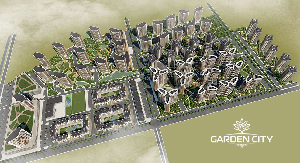 Garden City төсөл