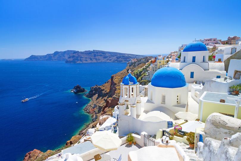 greece attraction